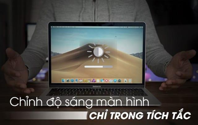 Cách chỉnh độ sáng màn hình máy tính laptop PC Win 7, Win 10