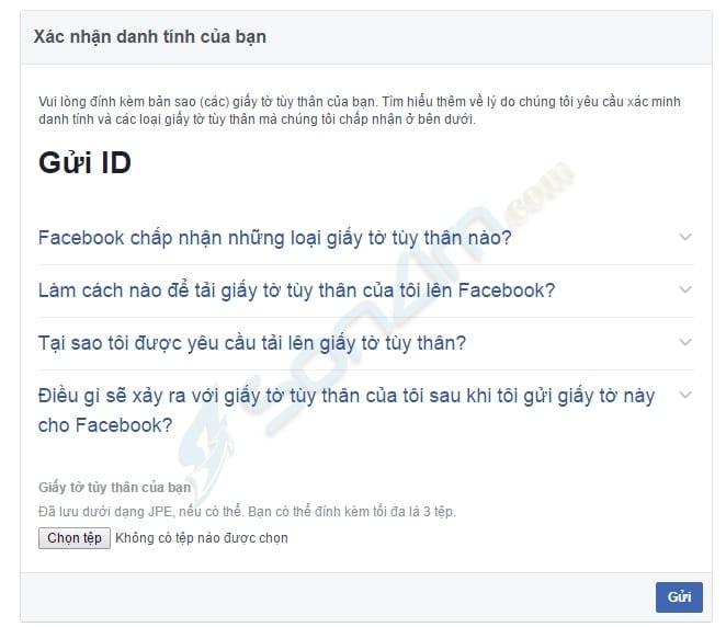 Cách mở tài khoản Facebook bị vô hiệu hóa