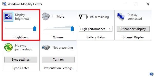 Cách tăng độ sáng màn hình laptop cực nhanh