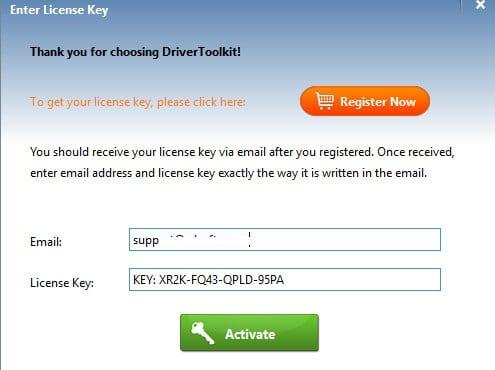 Chia sẻ Key Driver Toolkit 8.5 bản quyền miễn phí mới nhất