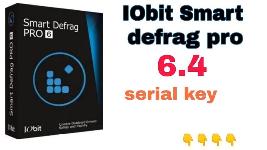 Chia sẻ Key IObit Smart Defrag Pro 6.4.5 bản quyền miễn phí