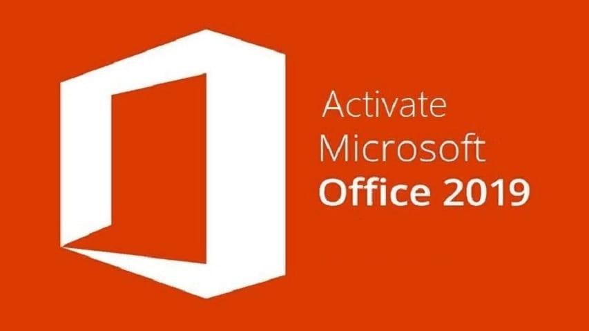 Active Office 2019 bằng Key & CMD 100% thành công