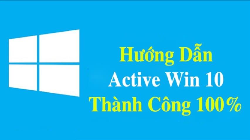 Kích hoạt Windows 10 bằng Key