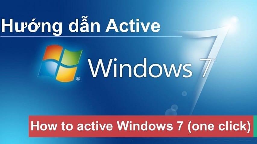 Active Win 7 Bản Quyền Vĩnh Viễn Bằng Key & CMD 100% thành công