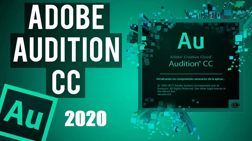 Download Adobe Audition CC Portable 2020
