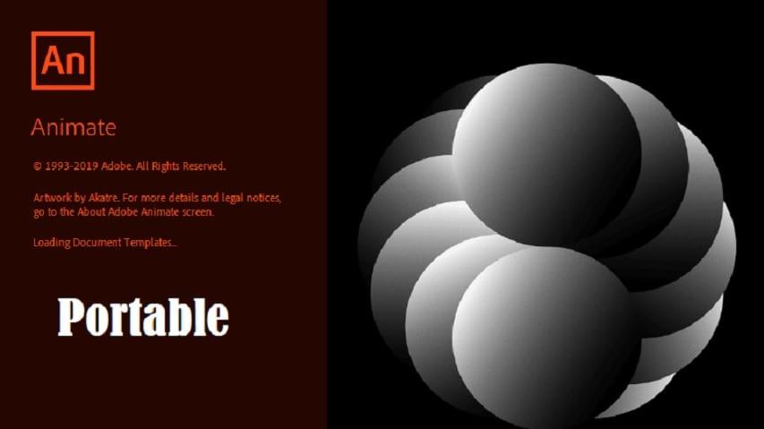 Download Adobe Animate CC Portable 2020