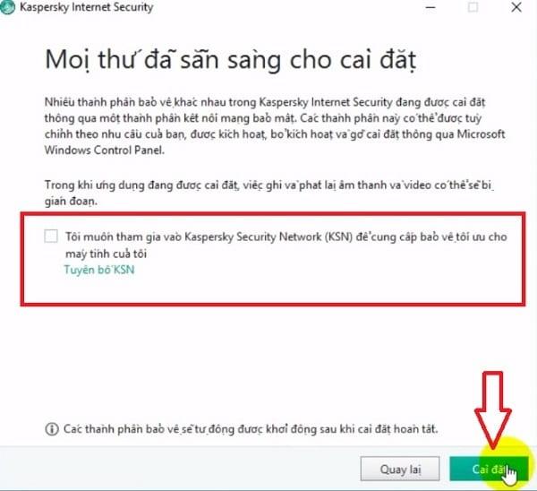 Download Kaspersky Internet Security (KIS) Full