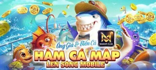 Cổng game bài trực tuyến ManVip Club