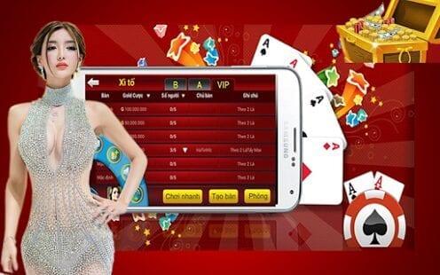 Game bài đổi thưởng trực tuyến