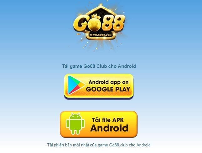 cổng game Go88