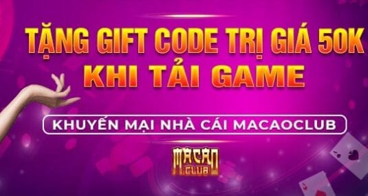 cổng game MaCao