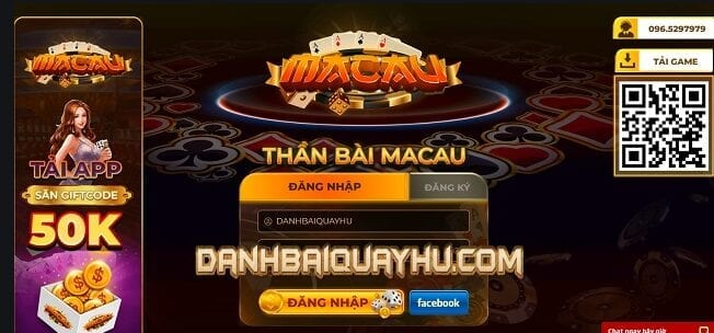 cổng game MaCao Club