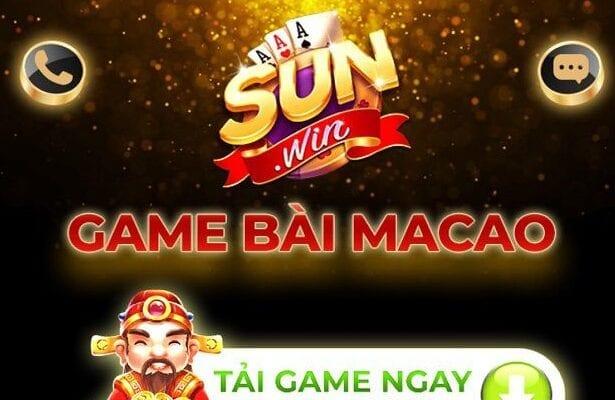 cổng game Sunwin