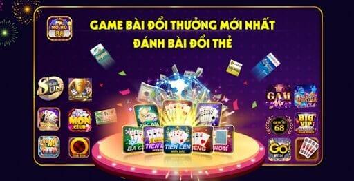 chơi game bài online