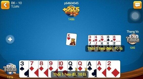 game chơi bài phỏm