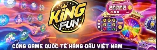 cổng game King Fun