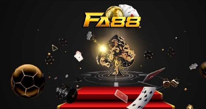 Nhà cái game bài đổi thưởng Fa88