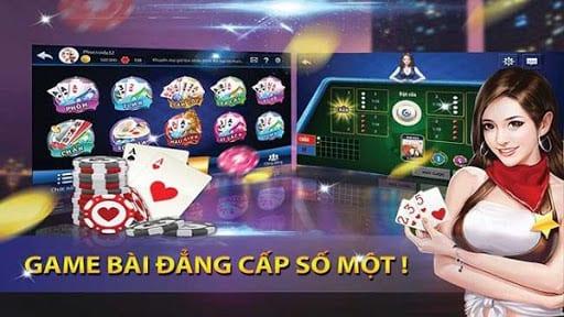 game đánh bài đổi thưởng
