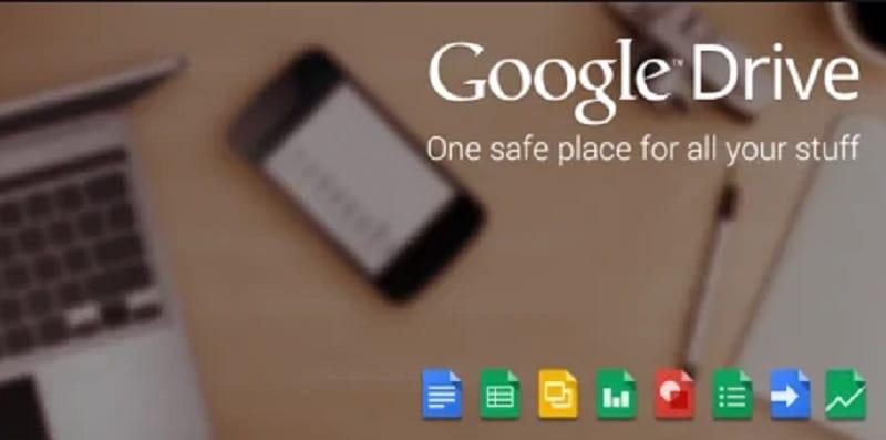 Google Drive APK cho Android