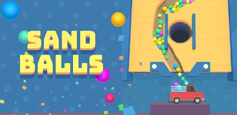 Cách sưu tập xe nhanh chóng trong game Sand Balls - PuzzLe