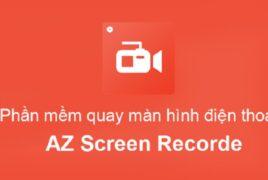 5 ứng dụng quay màn hình Android miễn phí 2021