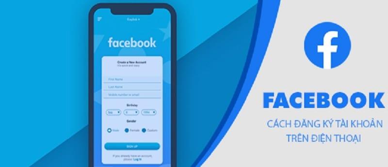 Các bước đăng ký tài khoản Facebook