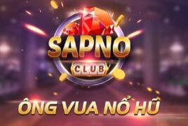 Cổng game Sapno hàng đầu thị trường 2021